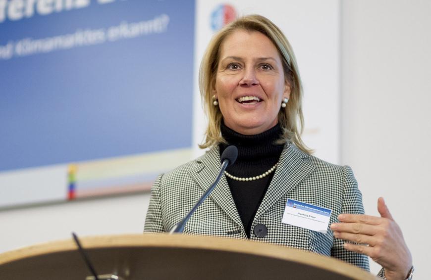 Ingeborg Esser - Hauptgeschäftsführerin des GdW