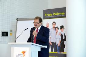 Allianz Freie Wärme Jahrestagung 2014 - Herr Kaindlstorfer