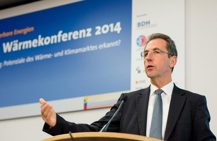 Wärmekonferenz BDH - Stephan Kohler