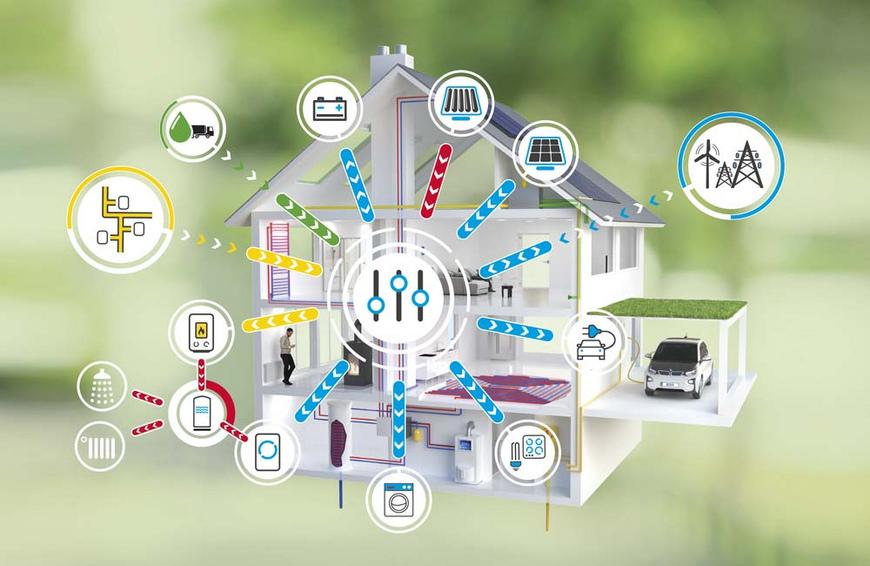 ISH 2019: Moderne individuelle Heizungstechnik ist digital!