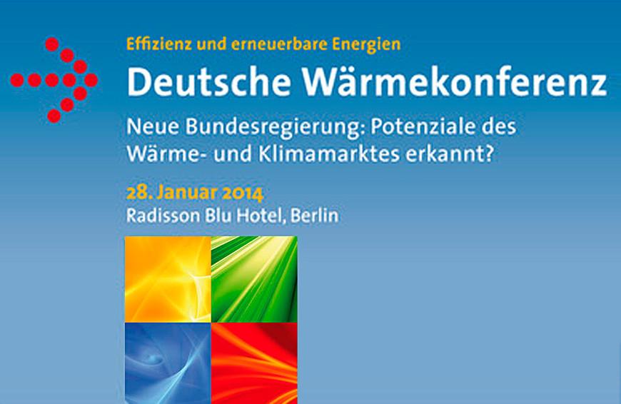 Deutsche Wärmekonferenz 2014