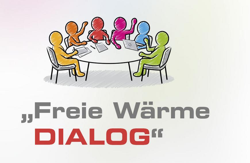 """Aktion """"Freie Wärme - DIALOG"""""""