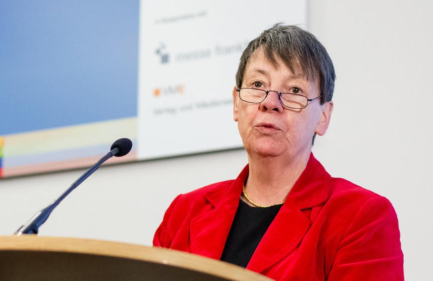 Wärmekonferenz BDH BM Barbara Hendricks