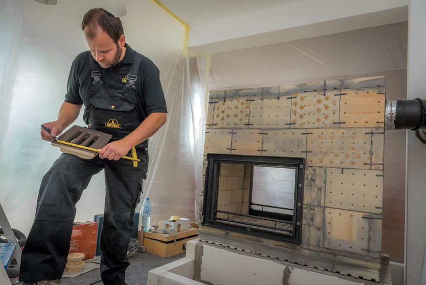 Kachelöfen: Behagliche Wärme mit hohem Wirkungsgrad | Quelle: Biofire