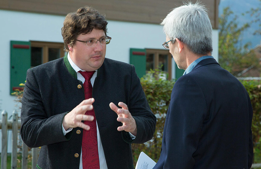 Dipl.-Ing. (FH) Bernhard Pex, Energieberater C.A.R.M.E.N.