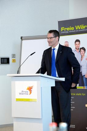 Allianz Freie Wärme Jahrestagung 2014 - Herr Willig