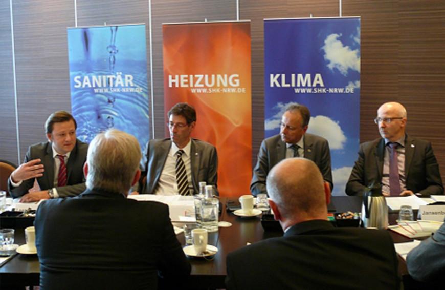 Pressekonferenz Fachverband