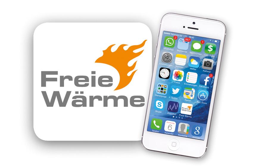 Freie Wärme App