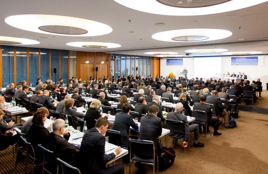 Wärmekonferenz BDH Plenum