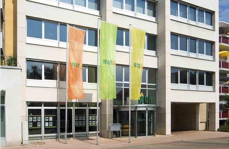 •Mitglieder- und Servicezentrum der Wohnungsbaugenossenschaft Halberstadt