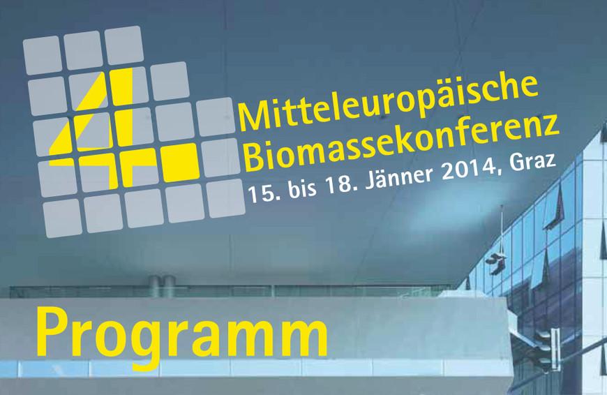 Mitteleuropäische Biomassekonferenz 2014