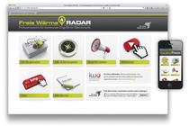 Das Freie Wärme-Radar