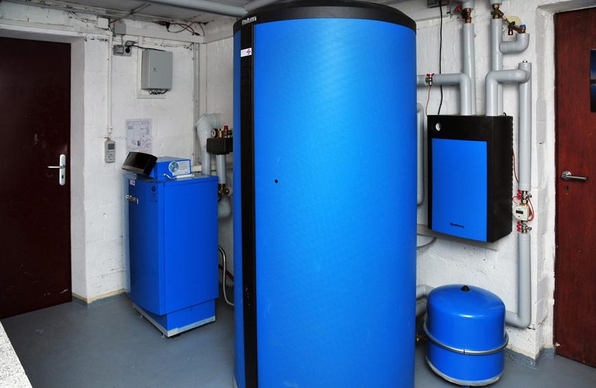 Power to Heat Pufferspeicher. Quelle: IWO
