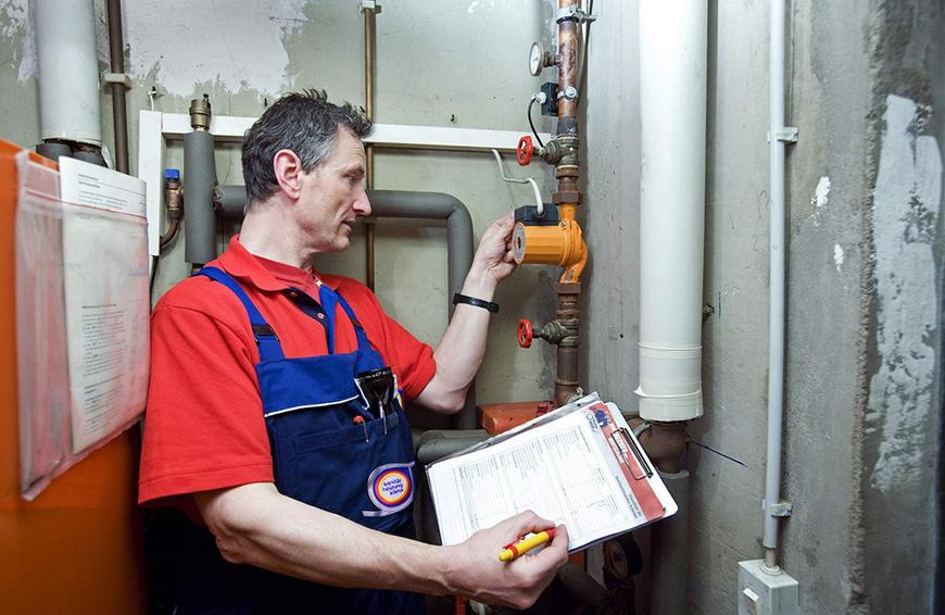 Heizungs-Check vom Zentralverband Sanitär Heizung Klima (ZVSHK)