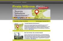 Freie Wärme Aktiv - Newsletter